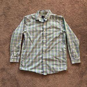 Vineyard Vines Long Sleeve Button Up Whale Shirt